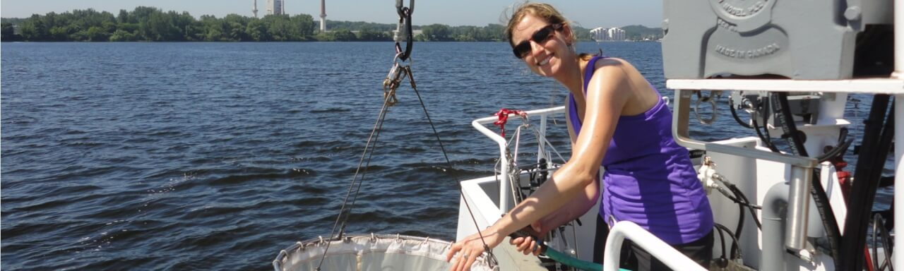Muskegon Lake long-term monitoring